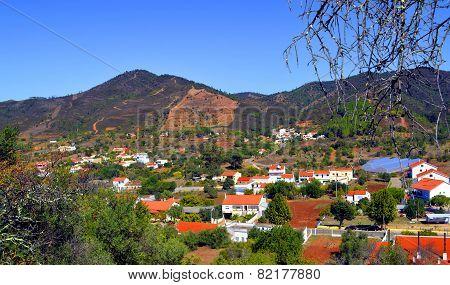 Barranco do Velho countryside in Portugal