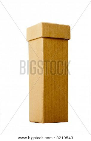 Tall Narrow Cardboard Box