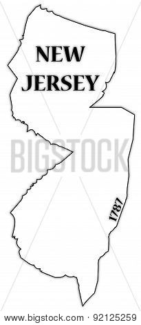 New Jersey State And Date