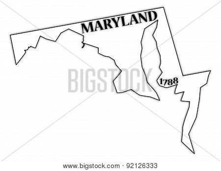 Maryland State And Date