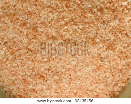 Himalaya Pink Salt Background