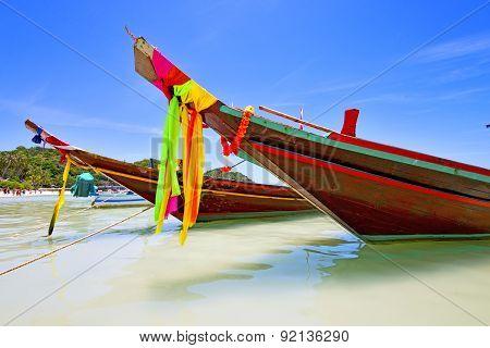 Asia  The  Kho Tao Bay  South China Sea Anchor