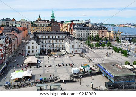 Stockholm, Area Sodermalmstorg