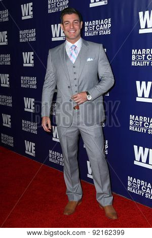 LOS ANGELES - MAY 28:  Jeff Schroeder at the WE tv's