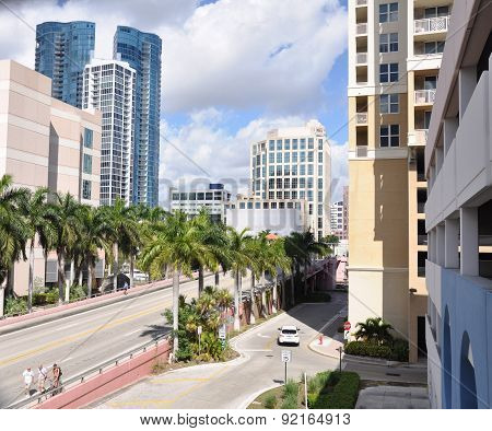 Downtown Fort Lauderdale