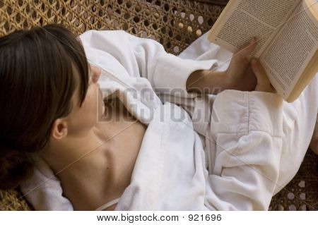 Reading At The Spa2