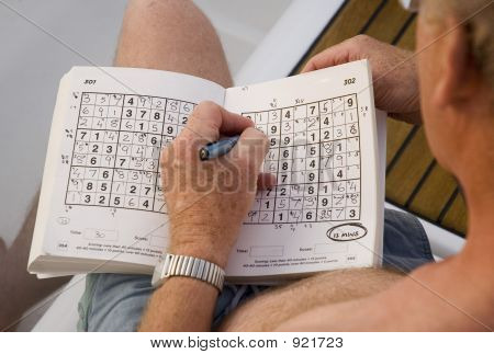 Sudoku On Holiday