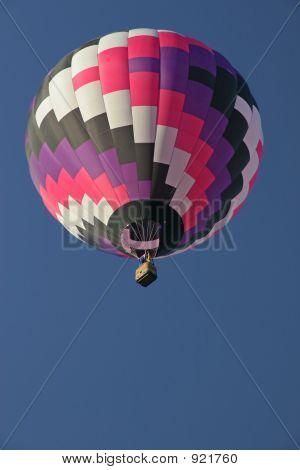 Purple Balloon 3