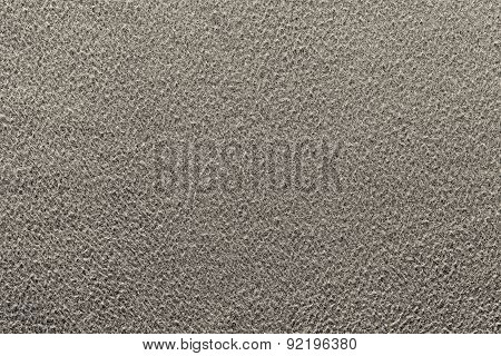Abstract Texture Fleecy Fabric Of Beige Color