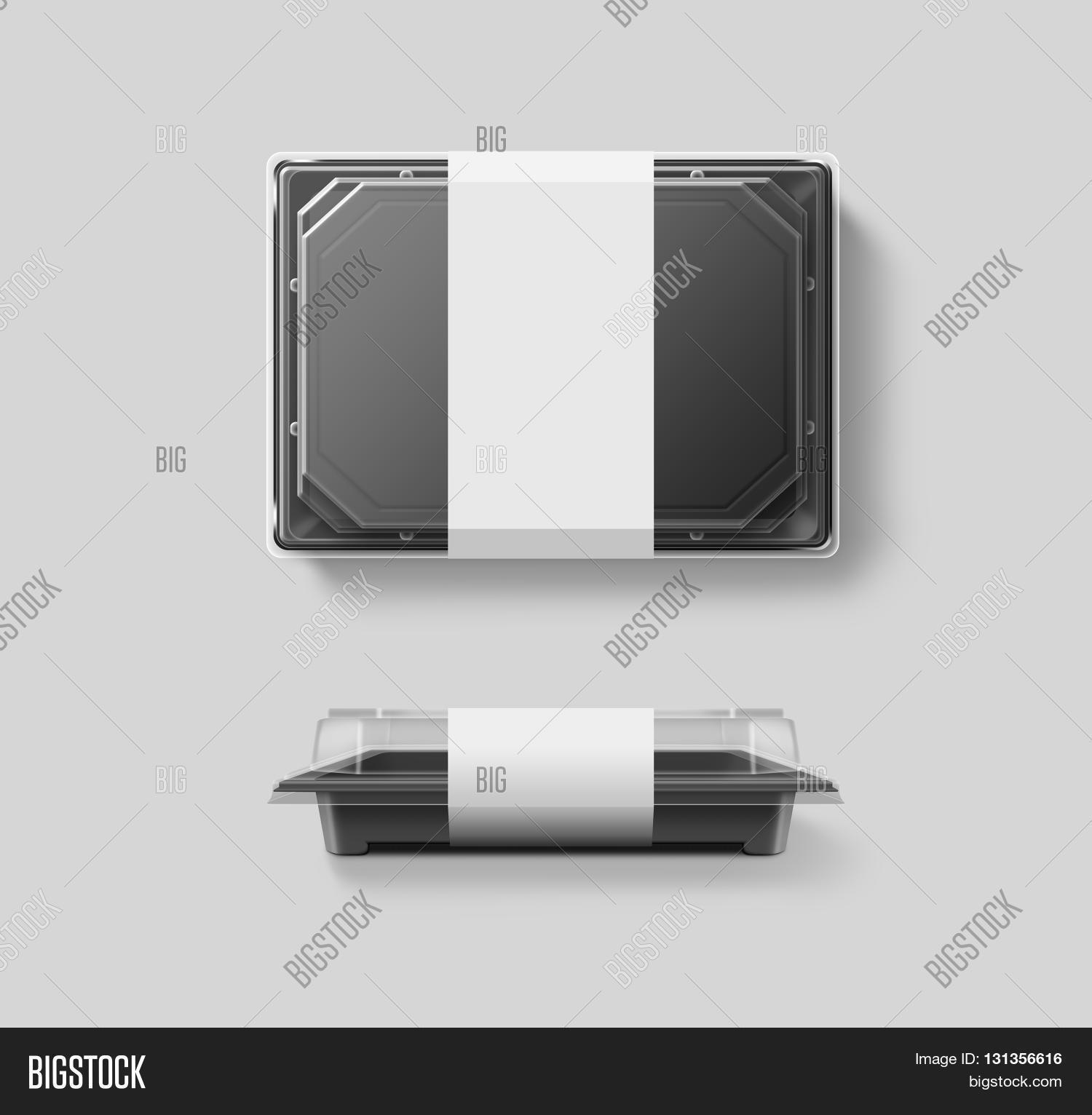 Blank Plastic Image Photo Free Trial Bigstock