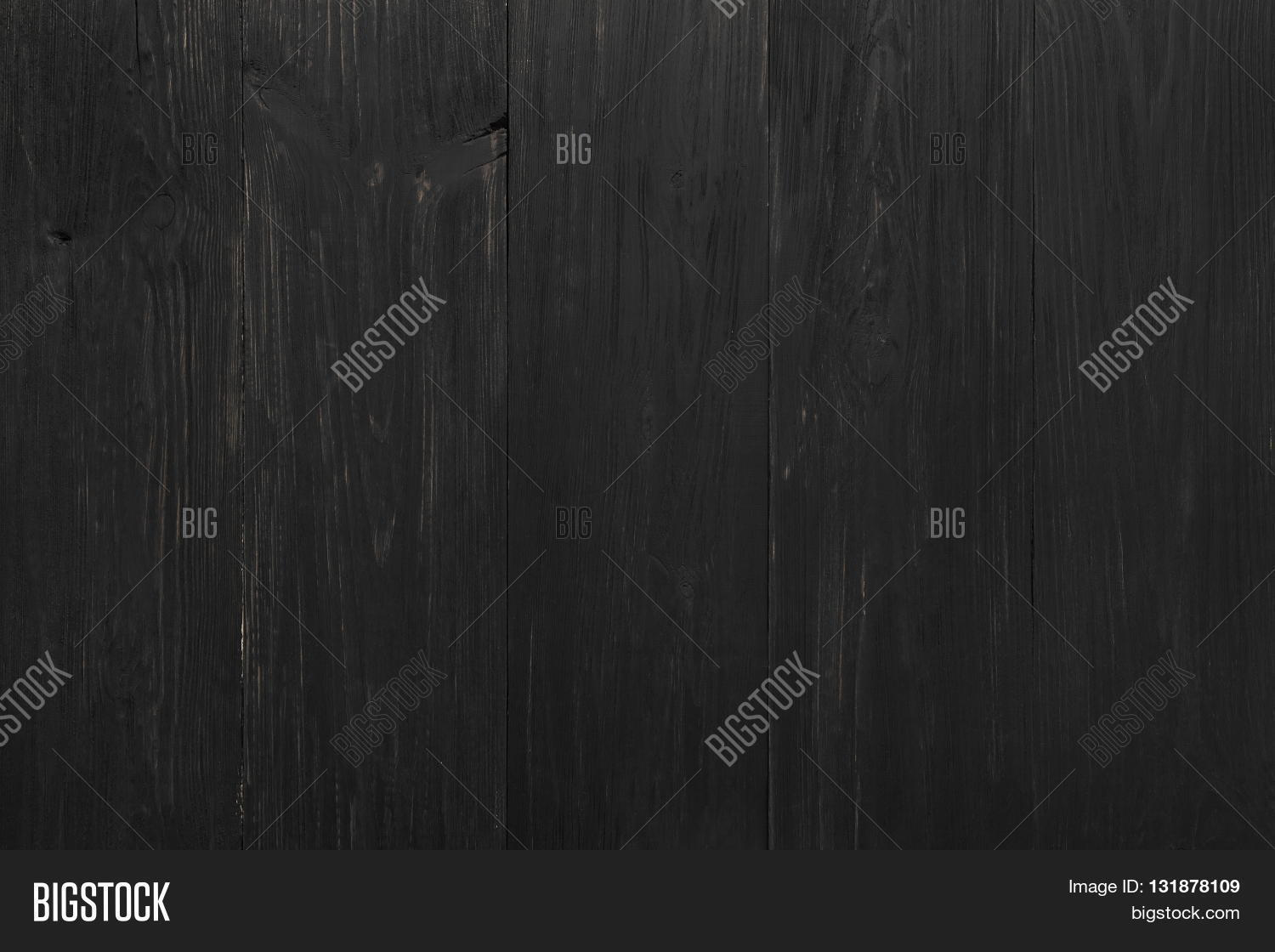 Black Rustic Wood Texture And Background Old Wooden