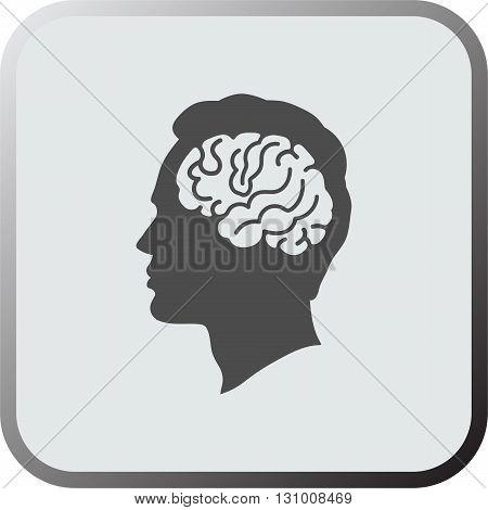 Brain icon. Brain icon art. Brain icon eps. Brain icon Image. Brain icon logo. Brain icon sign. Brain icon flat. Brain icon design. Brain icon vector.