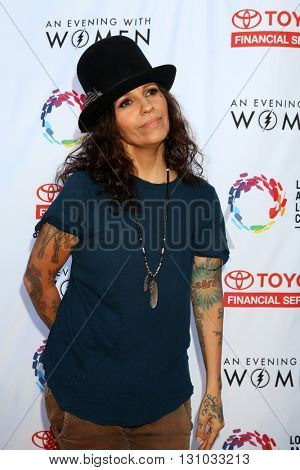 LOS ANGELES - MAY 21:  Linda Perry at the An Evening With Women 2016 at Hollywood Palladium on May 21, 2016 in Los Angeles, CA
