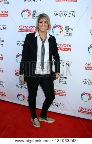 LOS ANGELES - MAY 21:  Kim Rocco Shields at the An Evening With Women 2016 at Hollywood Palladium on May 21, 2016 in Los Angeles, CA