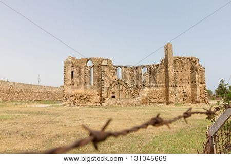 Church Of St Mary Of The Carmelites, Famagusta, Cyprus