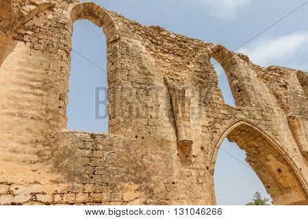 Ruins Of Church Of St Mary Of The Carmelites, Famagusta