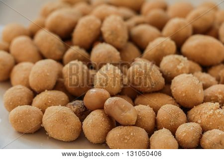 Nut,peanut,Crispy Peanut,Cookie,candy,hors d'oeuvres , Peanut crackers flavored milk