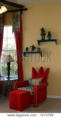 Kids Royalty Furniture And Drapes