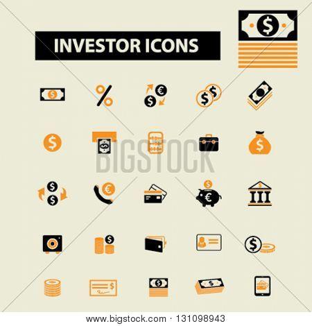 investor icons