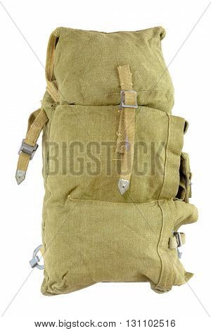German Ww2 Engineers Pionier Assault Back Pack