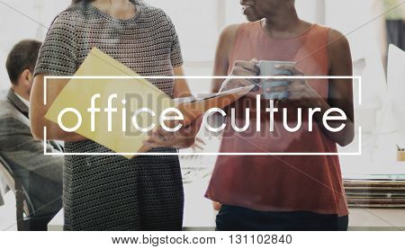 Office Business Commercial Workplace Workspace Concept
