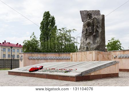 The Dead In Chechnya