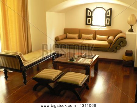 Luxury Sofa Set