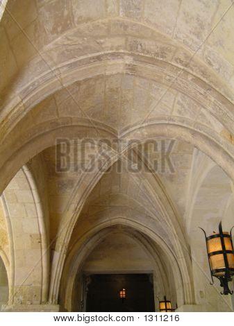 Medieval Building Interior