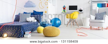Modern Teenager Room