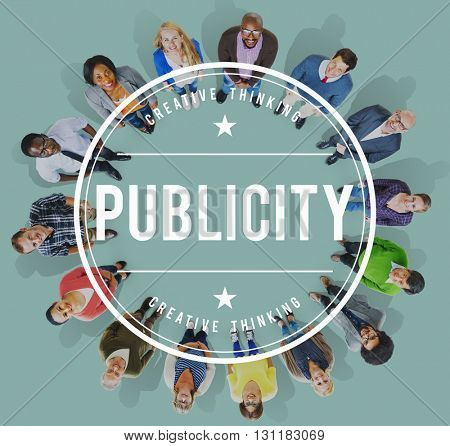 Publicity Public Attention Propaganda Boost Relation Concept