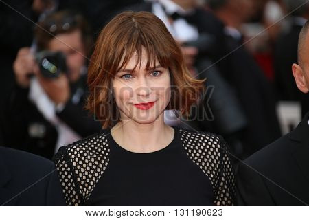 Marie Jose Croze attends the Closing Ceremony of the 69th annual Cannes Film Festival at the Palais des Festivals on May 22, 2016 in Cannes, France.