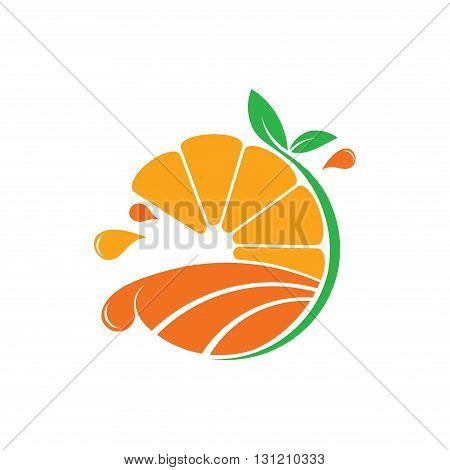 Symbol of  Original Orange Fruit Juice Pulp