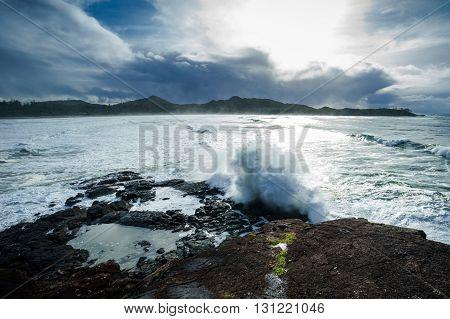 Pettinger Point Tofino British Columbia Canada West Coast