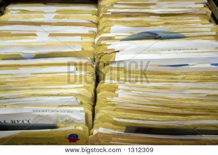Dental Records Landscape