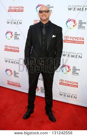 LOS ANGELES - MAY 21:  Buck Angel at the An Evening With Women 2016 at Hollywood Palladium on May 21, 2016 in Los Angeles, CA