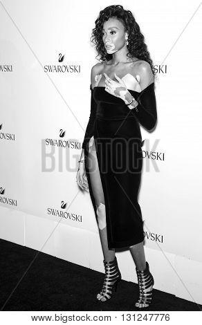 2016 Swarovski #bebrilliant Event