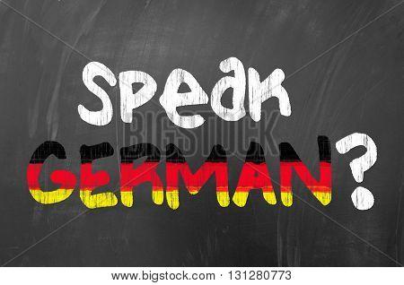 Speak German ?