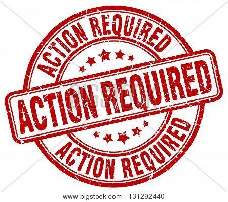 action required red grunge round vintage rubber stamp.action required stamp.action required round stamp.action required grunge stamp.action required.action required vintage stamp. poster