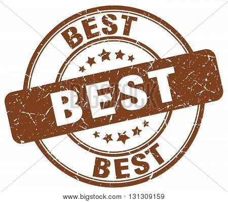 best brown grunge round vintage rubber stamp.best stamp.best round stamp.best grunge stamp.best.best vintage stamp.