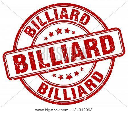 billiard red grunge round vintage rubber stamp.billiard stamp.billiard round stamp.billiard grunge stamp.billiard.billiard vintage stamp.