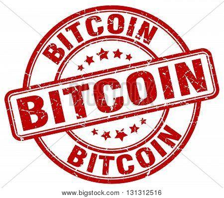 bitcoin red grunge round vintage rubber stamp.bitcoin stamp.bitcoin round stamp.bitcoin grunge stamp.bitcoin.bitcoin vintage stamp.