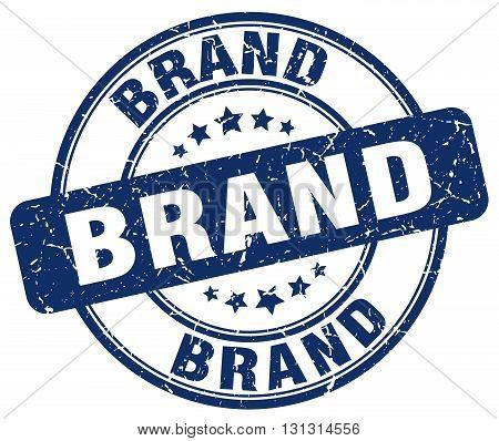 brand blue grunge round vintage rubber stamp.brand stamp.brand round stamp.brand grunge stamp.brand.brand vintage stamp.