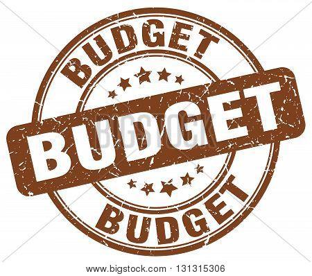 budget brown grunge round vintage rubber stamp.budget stamp.budget round stamp.budget grunge stamp.budget.budget vintage stamp.