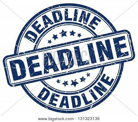 deadline blue grunge round vintage rubber stamp.deadline stamp.deadline round stamp.deadline grunge stamp.deadline.deadline vintage stamp.