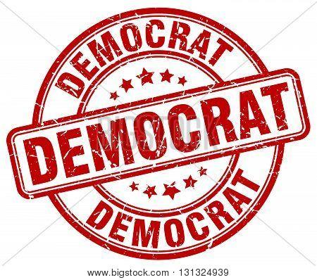 democrat red grunge round vintage rubber stamp.democrat stamp.democrat round stamp.democrat grunge stamp.democrat.democrat vintage stamp.