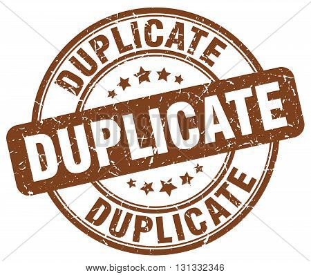 duplicate brown grunge round vintage rubber stamp.duplicate stamp.duplicate round stamp.duplicate grunge stamp.duplicate.duplicate vintage stamp.