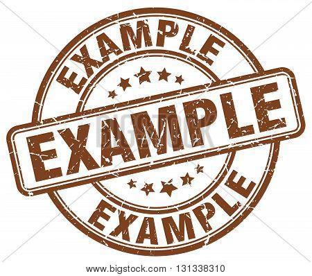 example brown grunge round vintage rubber stamp.example stamp.example round stamp.example grunge stamp.example.example vintage stamp.