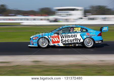 Virgin Australia Supercars, Winton, Australia