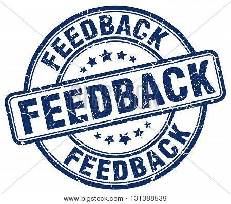 feedback blue grunge round vintage rubber stamp.feedback stamp.feedback round stamp.feedback grunge stamp.feedback.feedback vintage stamp.