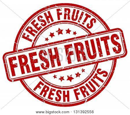 fresh fruits red grunge round vintage rubber stamp.fresh fruits stamp.fresh fruits round stamp.fresh fruits grunge stamp.fresh fruits.fresh fruits vintage stamp.